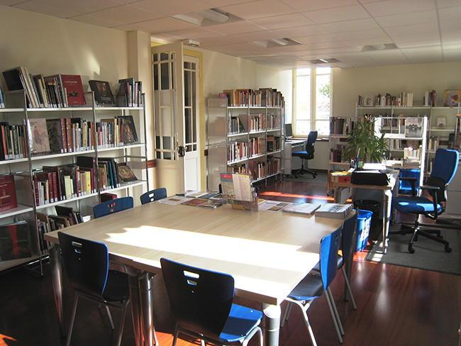 Bibliothèque Georges-Labit
