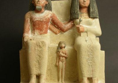 Couple et ses enfants