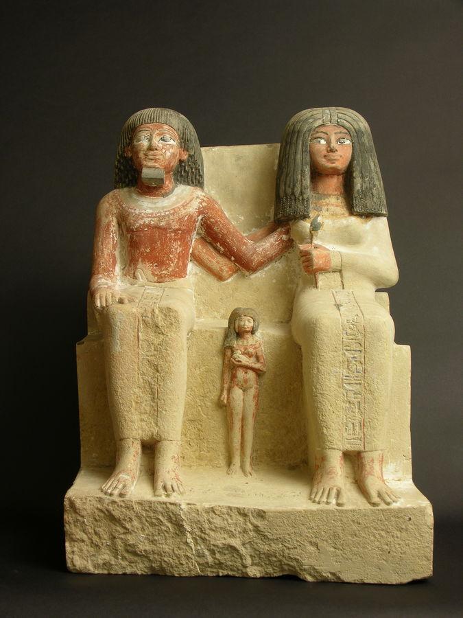 Égypte ancienne (visite en famille)