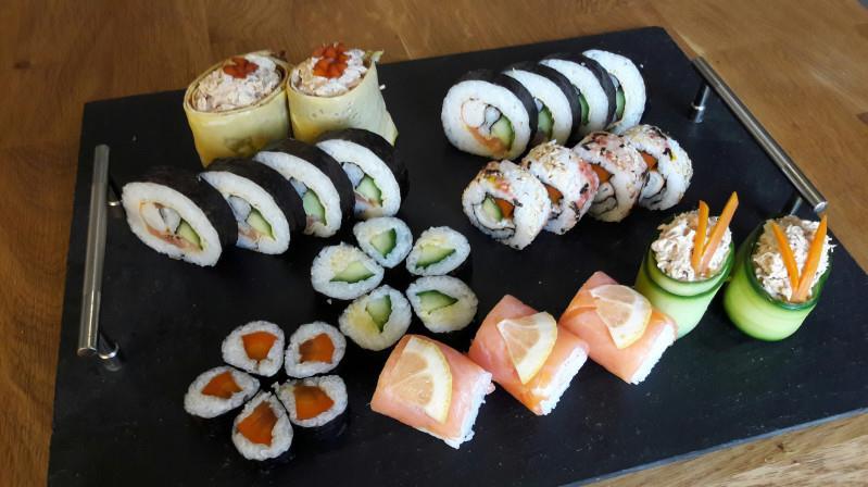 Atelier de cuisine japonaise (adultes)