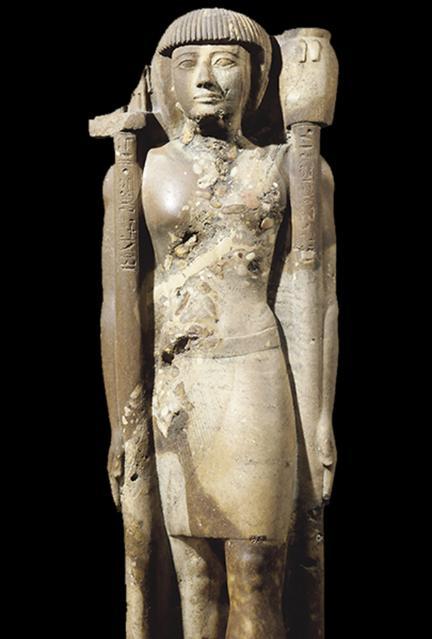 KHAEMOUASSET, le prince archéologue