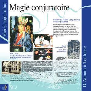 Musée Georges Labit - Exposition Magie conjuratoire