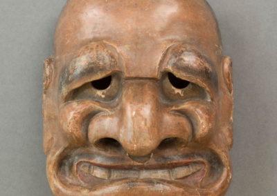 Masque de théâtre kyogen : Buaku