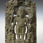 Le dieu Visnu sous la forme d'un nain