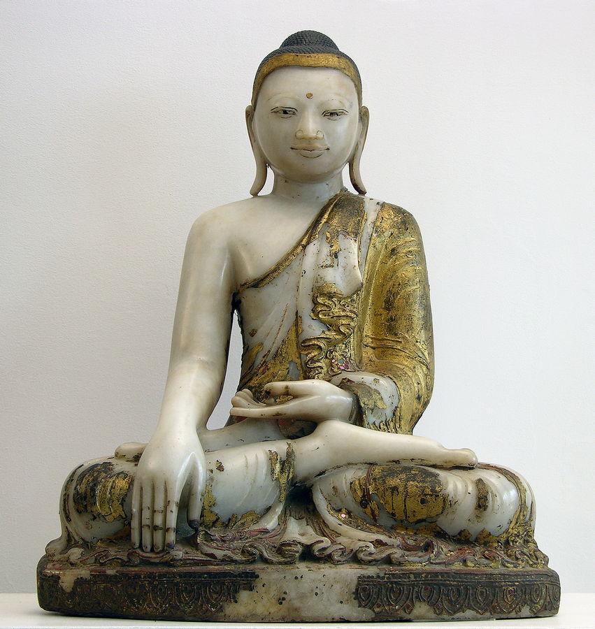 La légende de Buddha (visite en famille)