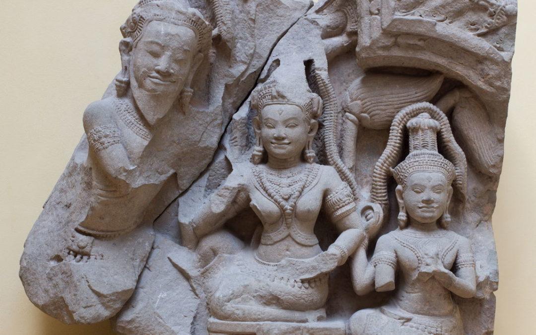 Le mariage de Siva et Parvati
