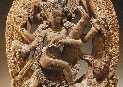 Stèle de Visnu Vikrânta
