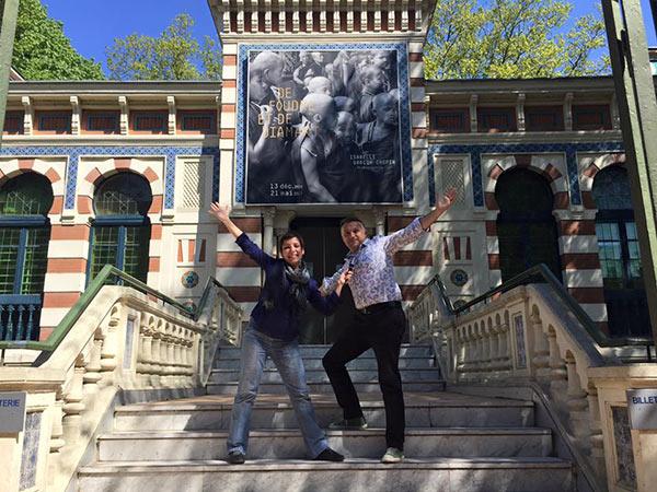 Eva chez nous ! Au musée Georges-Labit | France Bleu Toulouse