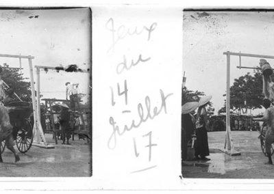 Jeux du 14 juillet, 1917