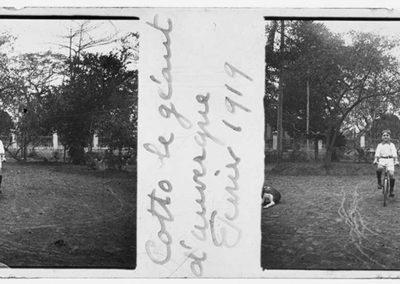 Cotto le géant d'Auvergne, juin 1919