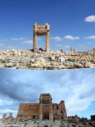 Le terrorisme culturel de Daech