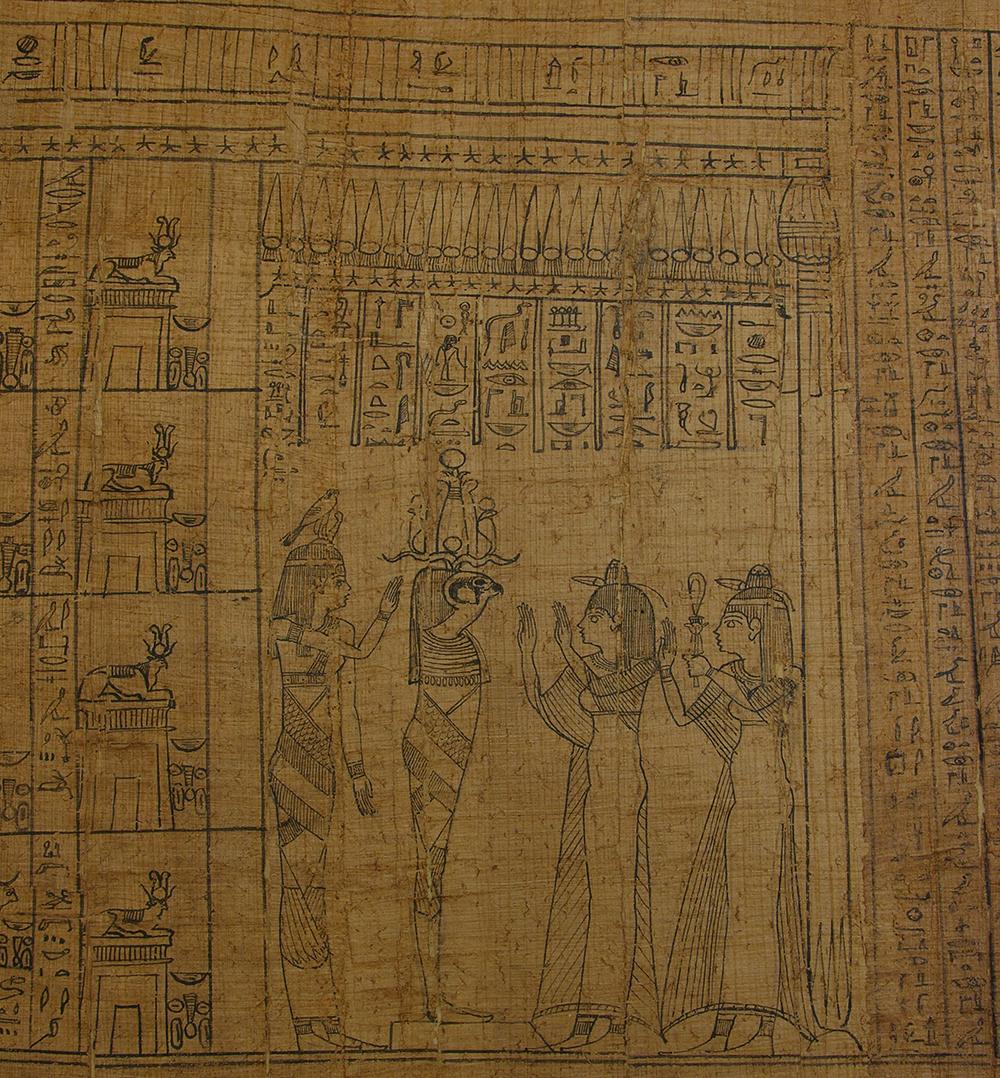 Un voyage en Orient : visite générale des collections asiatiques et égyptiennes