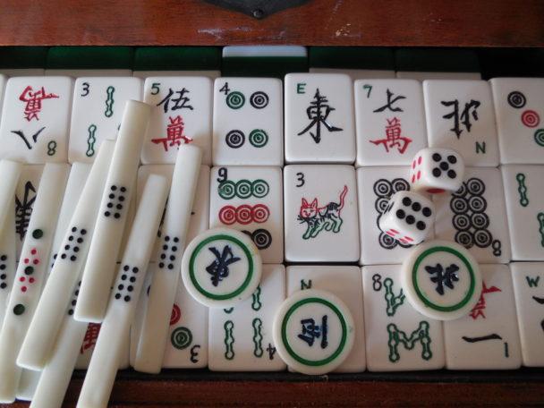 Initiation au mah-jong