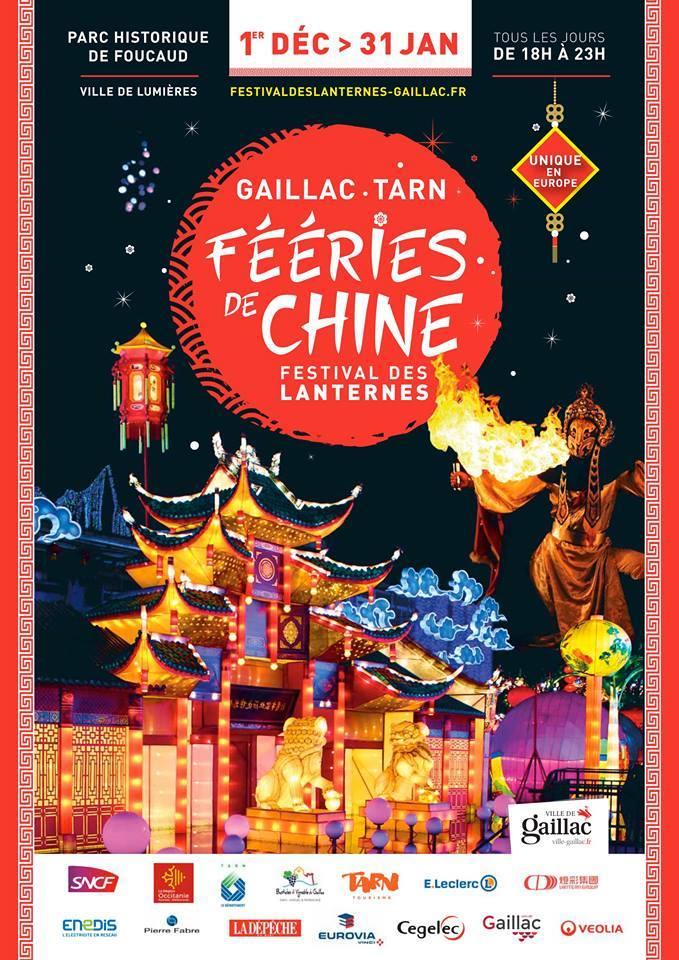 Fééries de Chine