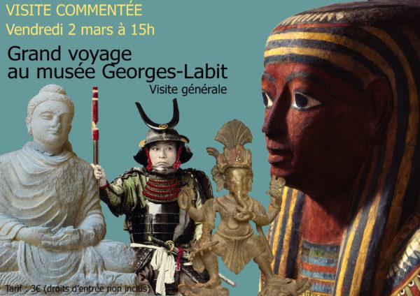 Grand voyage au musée Georges-Labit