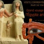 Grand voyage en Egypte antique