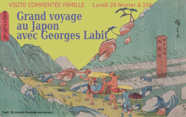 Grand voyage au Japon avec Georges Labit !