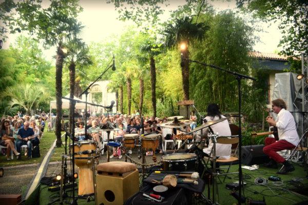 Le Jardin musical de Toulouse