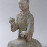 Musicienne Statuette funéraire