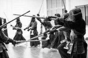Journées Européennes du Patrimoine : démonstrations de kendo