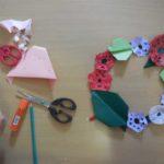 Kirie et origami