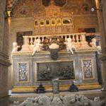 La tombe Saint François Xavier à GOA