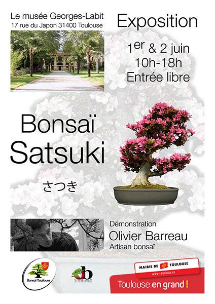 Affiche Bonsai 2019