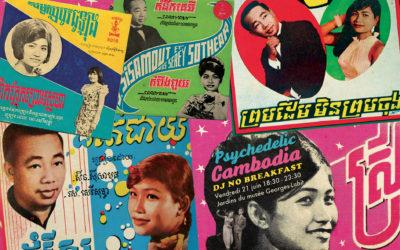 Fête de la musique : Psychedelic cambodia