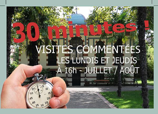 30 min sur un thème ou une oeuvre