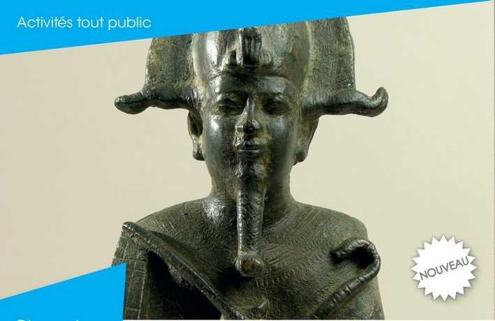 Rencontre-atelier : découverte de l'Egypte Antique
