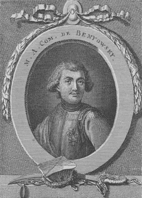 «Maurice Beniowski (1746-1786)»