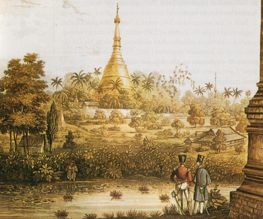 Voyage de la Birmanie au Myanmar