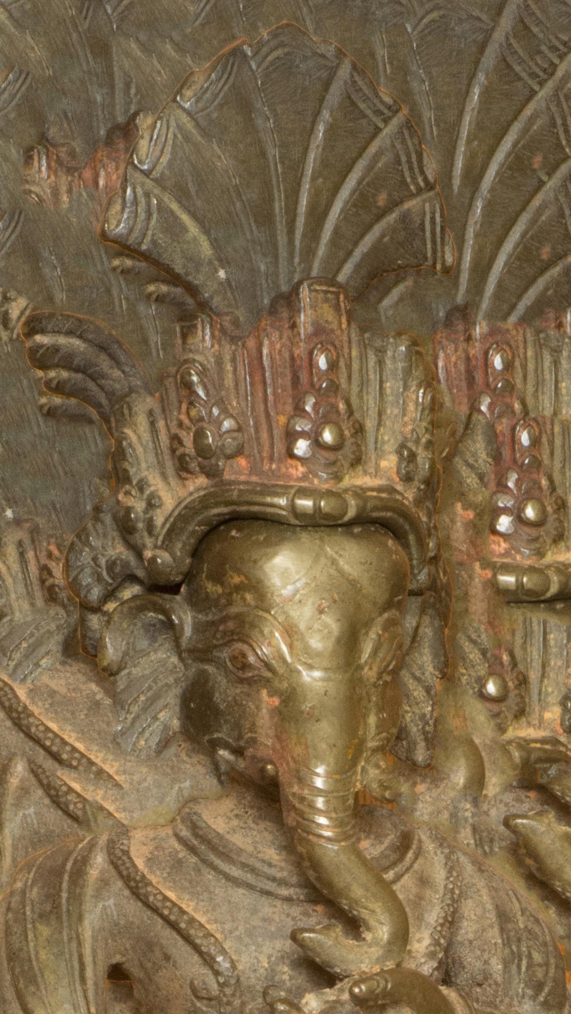 Visite en famille : Sur les traces de Ganesh