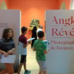 Visite en famille de l'exposition