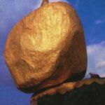 Le Rocher D'or ou Pagode de Kyaiktiyo