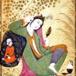 Miniature persane de la plume de Reza Abbassi