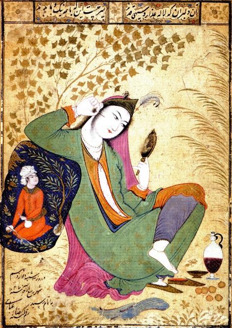 Les miniatures persanes: héritage d'une culture millénaire