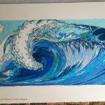 Cycle dessin-peinture : Les estampes japonaises