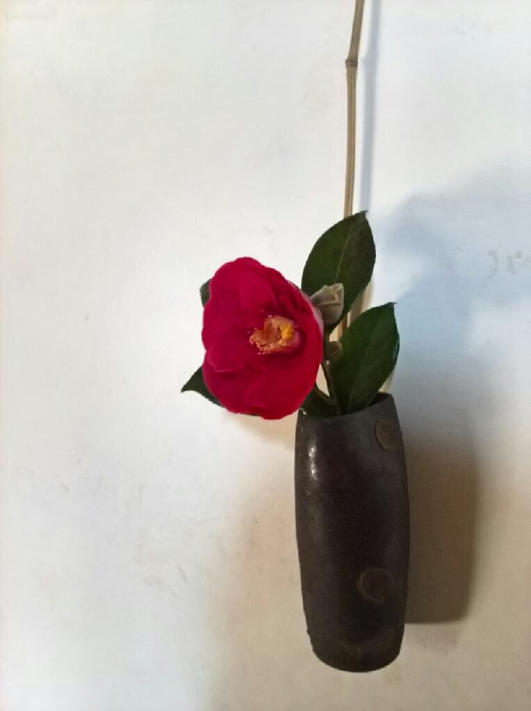 Atelier terre : Vase Ikebana