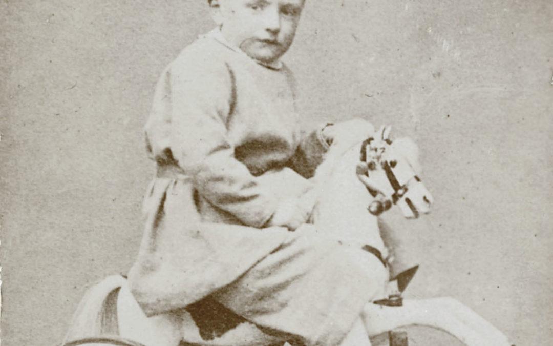 Georges Labit à 5 ans