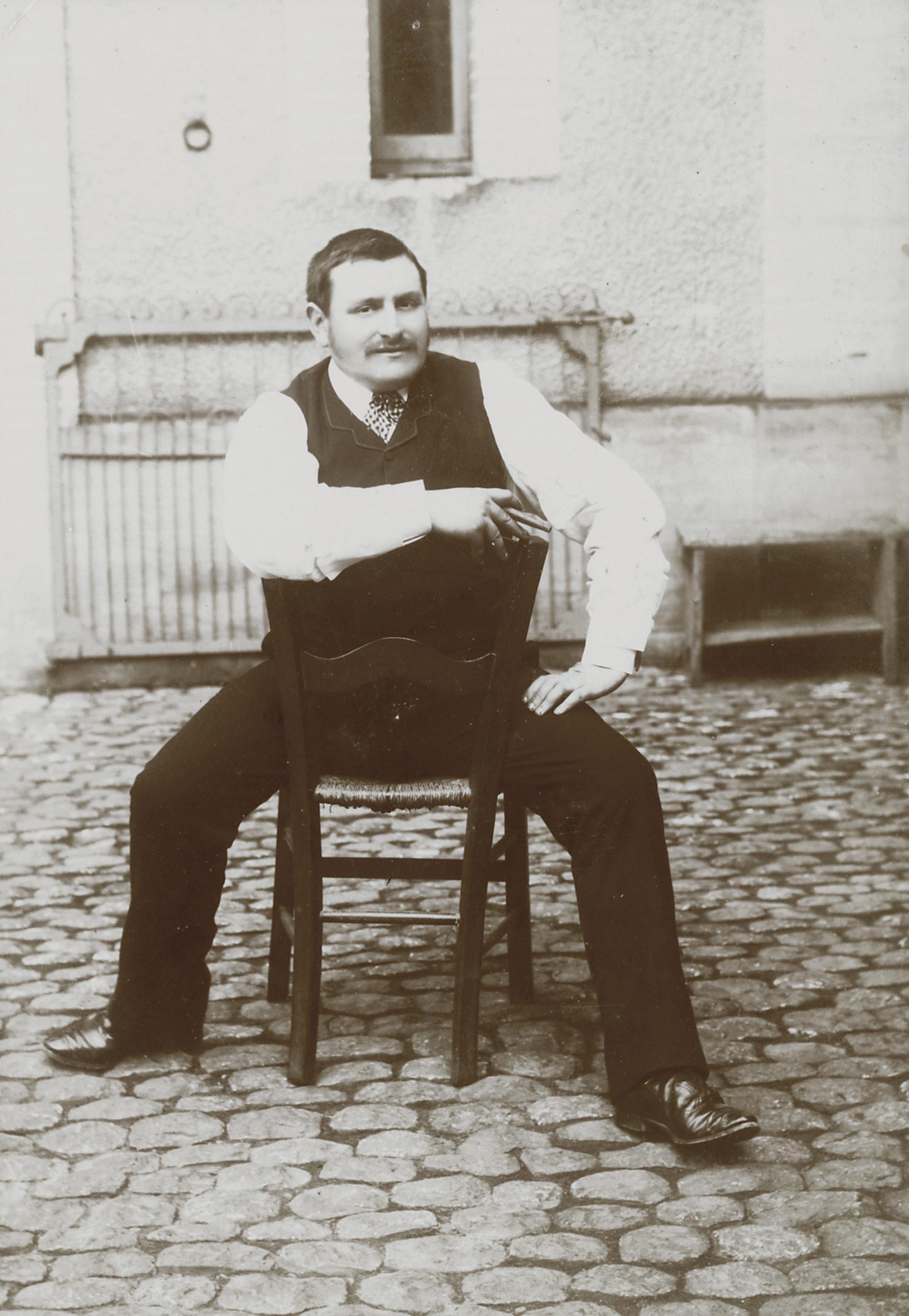 Georges Labit et son musée
