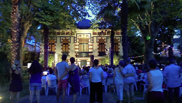 Le Jardin musical