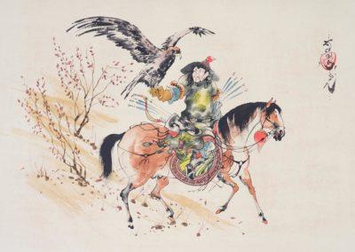 Munkhbat, La Mongolie médiévale au temps de Gengis-khan