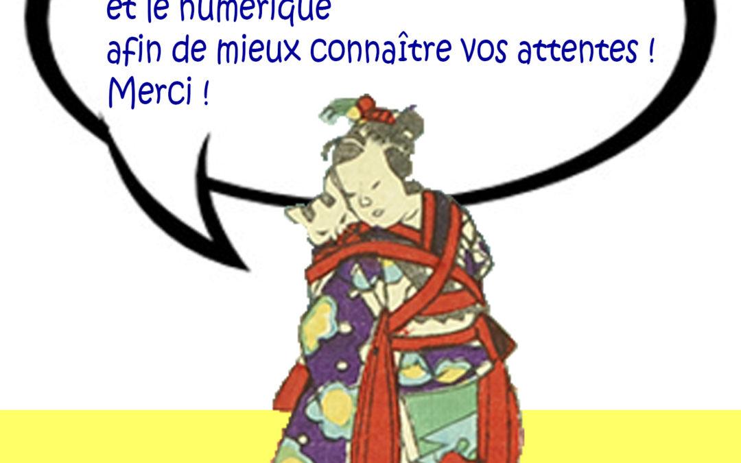 Questionnaire Musée et Numérique
