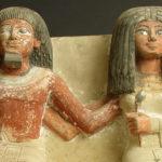 Un couple et ses enfants (Egypte)