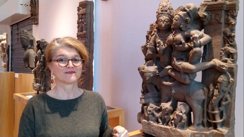 Un couple divin : Shiva et Parvati