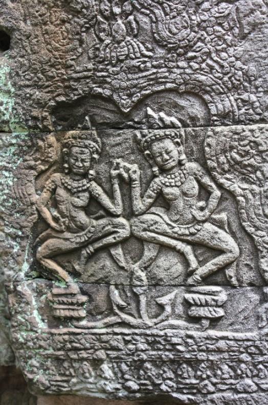 Splendeur de l'art Khmer du Cambodge (VISIOCONFÉRENCE)