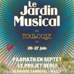 Jardin musical de Toulouse