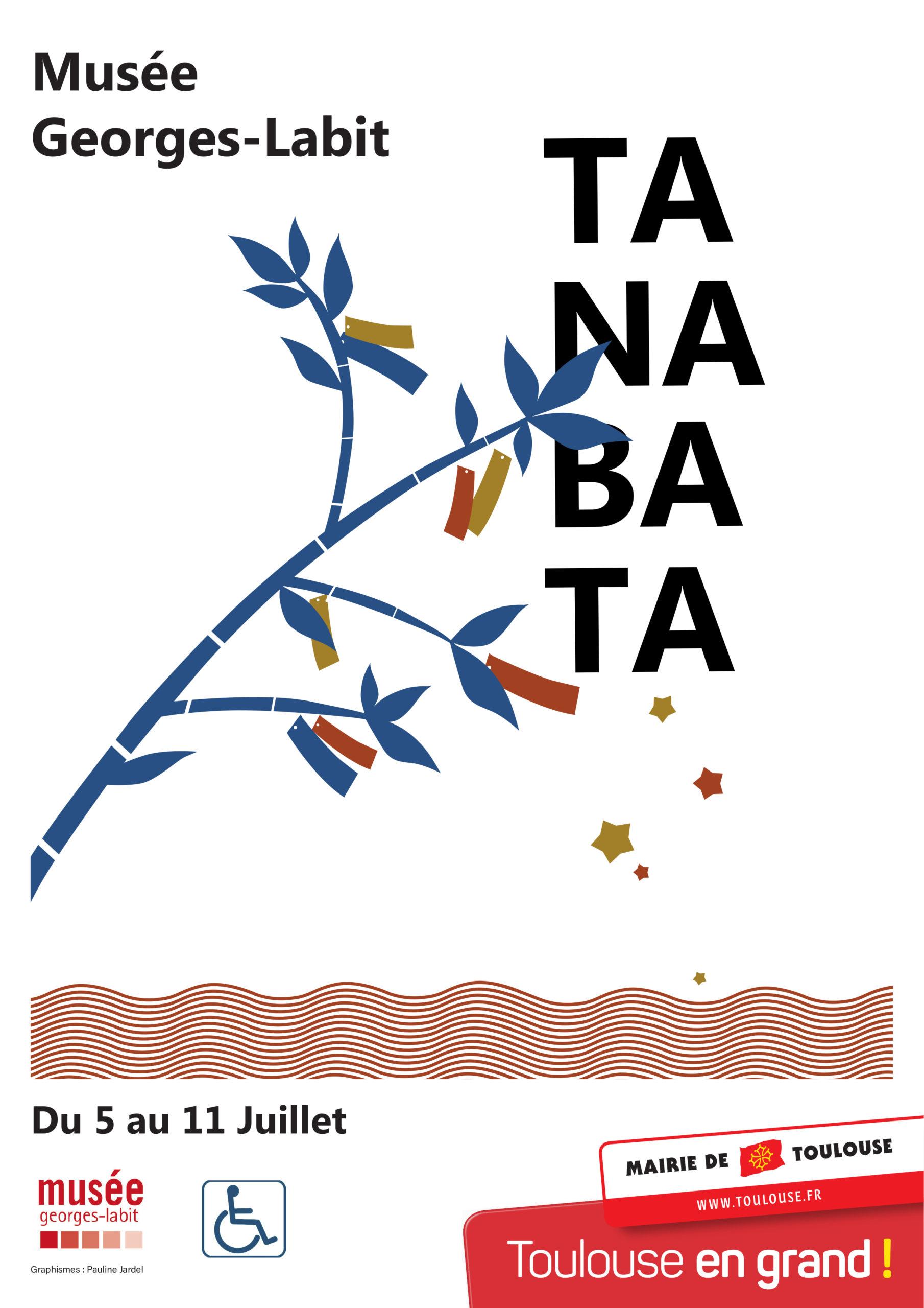 affiche tanabata 2021