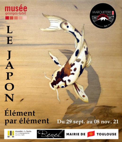 Exposition : le Japon, élément par élément